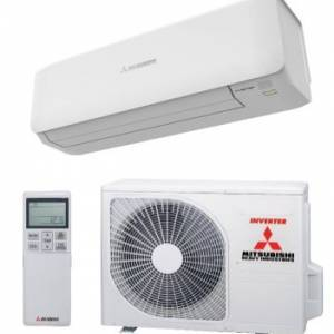 Mitsubishi airco split unit